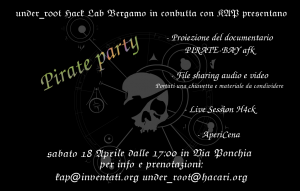 flyer pirate party